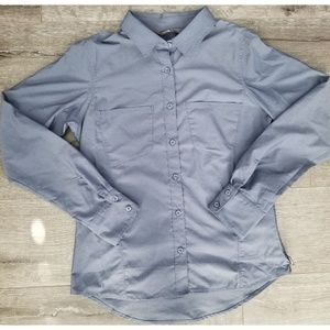 NORTH FACE Sunblocker Long Sleeve Button Down